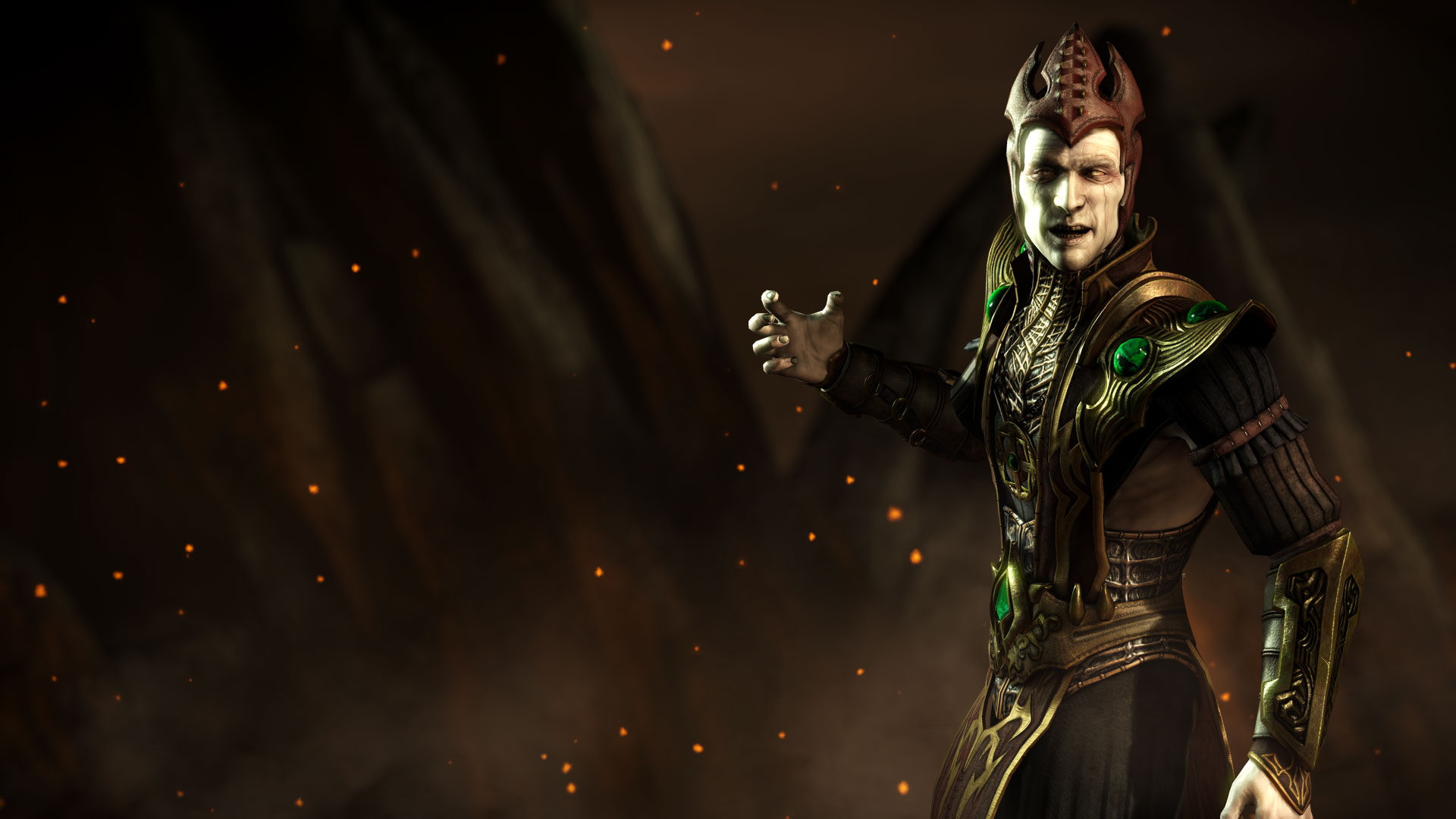 Hd Photos For Mobile Wallpaper Mkwarehouse Mortal Kombat X Shinnok