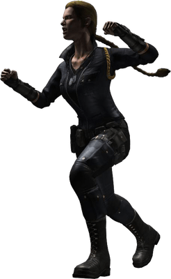 Wallpaper 2d 3d Mkwarehouse Mortal Kombat X Sonya