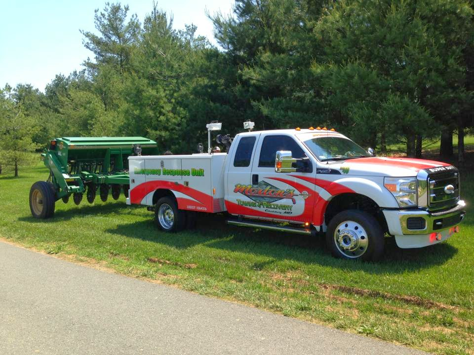 Photo Gallery of our Maryland Light Duty Towing - Morton\u0027s Towing