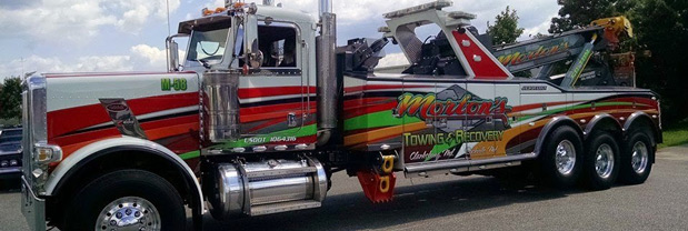 Roadside Assistance in Maryland - Morton\u0027s Towing  Recovery