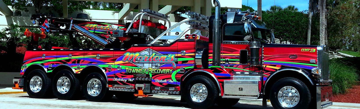 Roadside Assistance  Recovery Service- Maryland - Morton\u0027s Towing