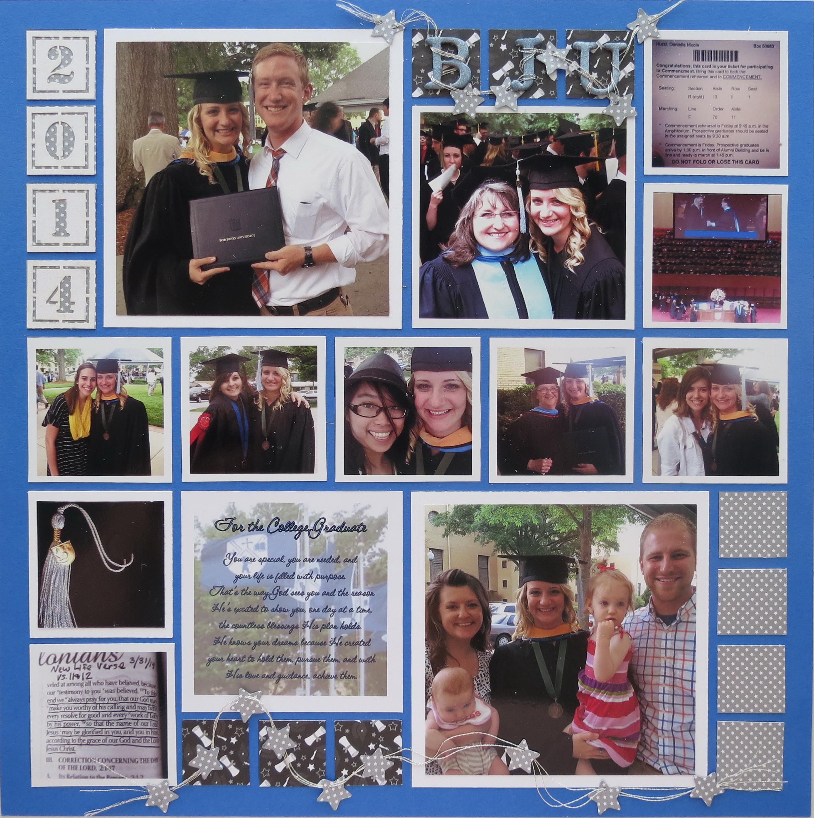 Danielle s graduation