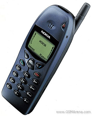 The Nokia 6110