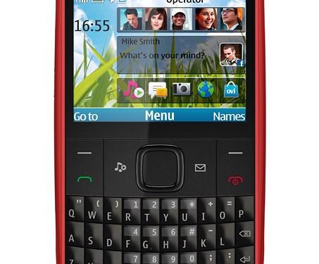 The Nokia X2-01