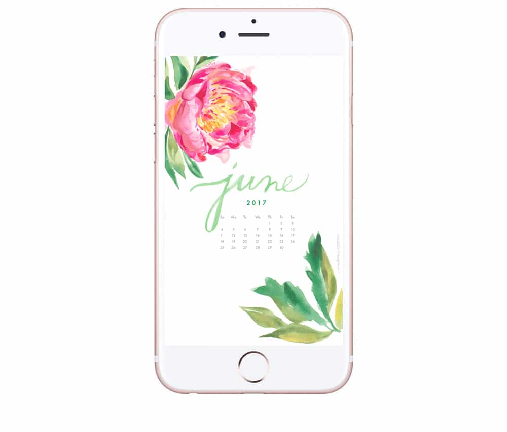 Custom Calendar For Website Photo Calendar Create And Print Custom 2014 Digilabs June Watercolor Desktop Wallpaper Watercolor Wedding