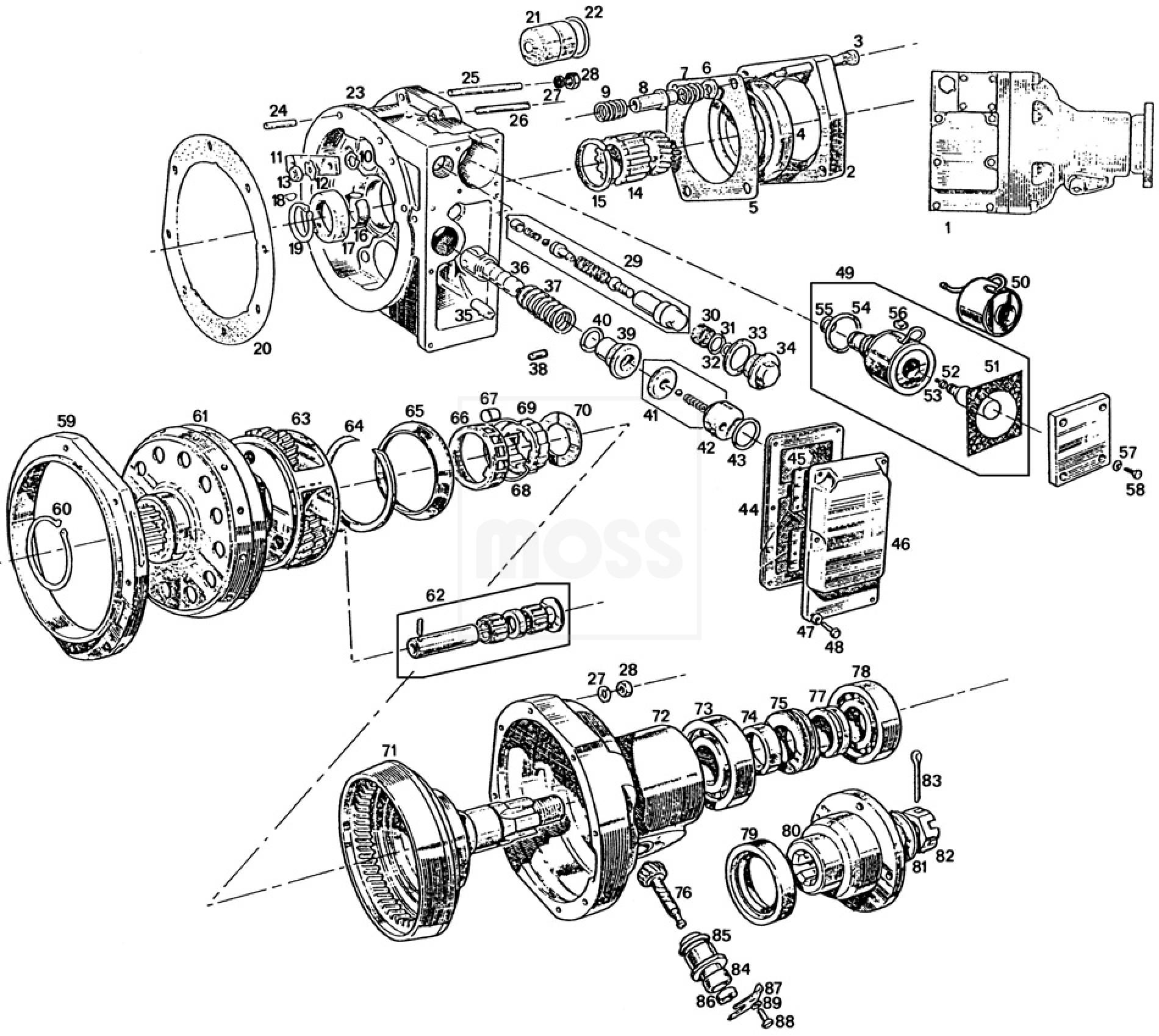 1975 vw bus wiring diagram