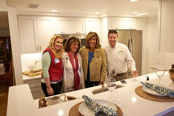 Northern Va Remodeler On The Today Show
