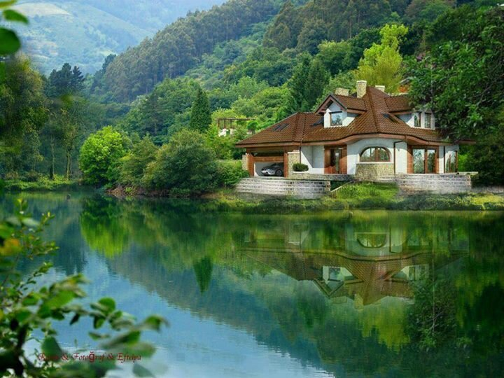 30 World's Most Beautiful Homes With Photos
