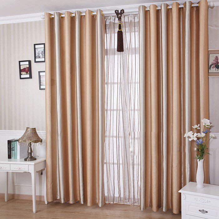 Top 22 Curtain Designs For Living Room