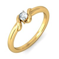 Ring Designs: Simple Gold Ring Designs For Women
