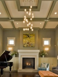 Ceiling Lights For The Living Room