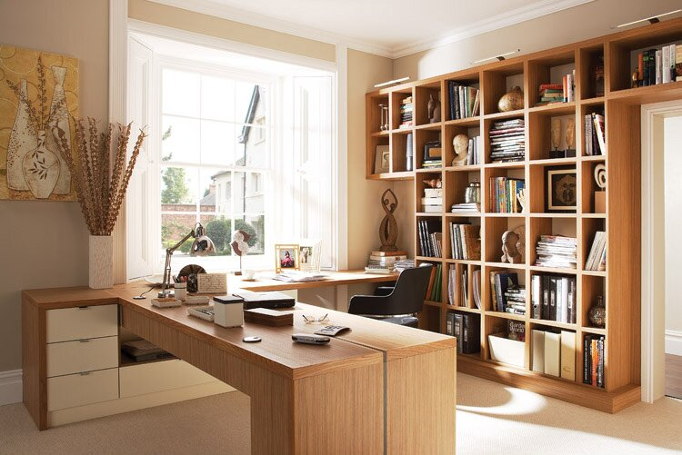 The 18 Best Home Office Design Ideas With Photos MostBeautifulThings - home office design ideas