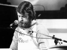 Brian Wilson: Bearded Beach Boy at Microphone