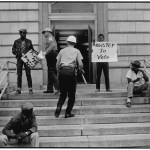 """Danny Lyon: Memories of the Southern Civil Rights Movement"" to Open at Antioch College's Herndon Gallery"