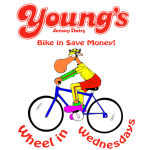 Wheel in Wednesdays at Young's Jersey Dairy