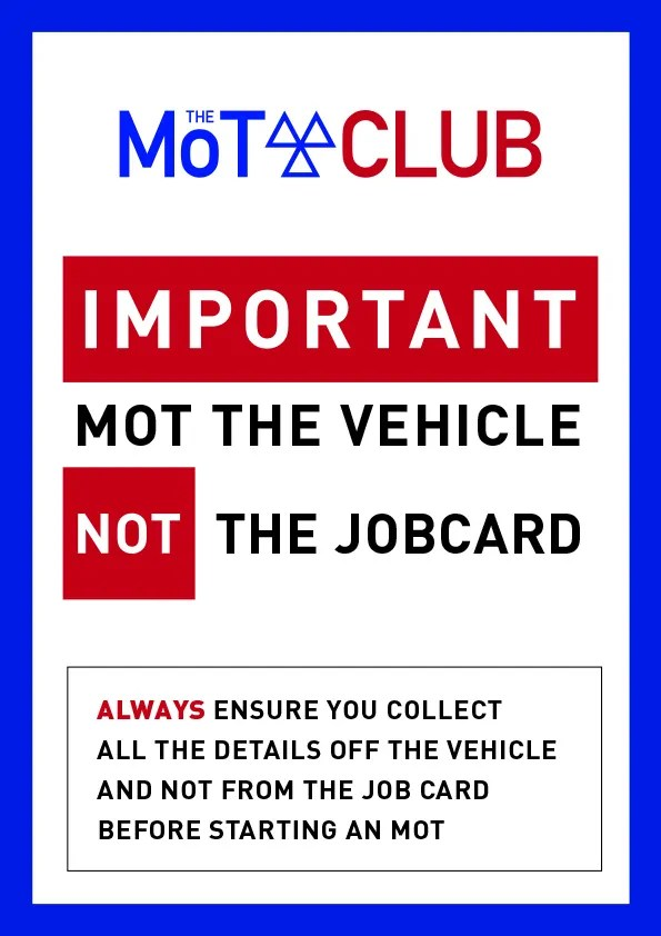 MOT Club\u0027s advice \