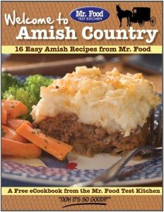 FREE Download: Welcome to Amish Country (16 Easy Amish Recipes) - Kids Activities | Saving Money ...