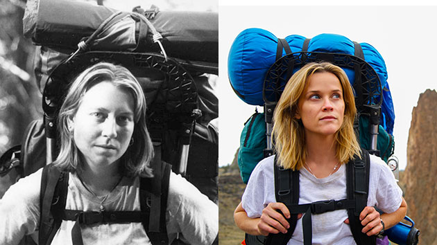 Wilds Cheryl Strayed Becomes One With Reese Witherspoon