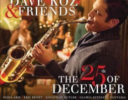 "Dave Koz' ""The 25th Of December,"" A MOC Preview and ST Review Link"