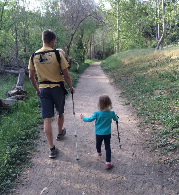 Family friendly hikes, San Gabriel Valley, Pasadena, Arroyo Seco hike stroller friendly? Stroller friendly hikes in san gabriel valley