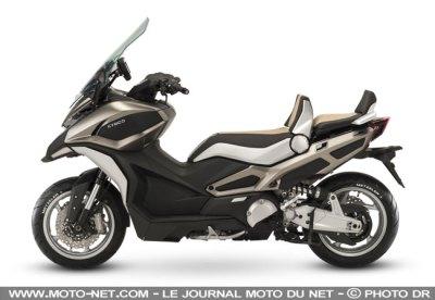 Nouveau Maxi Scooter. kymco downtown 125 et 350 un nouveau gt un sons and milan. top rated 5 ...