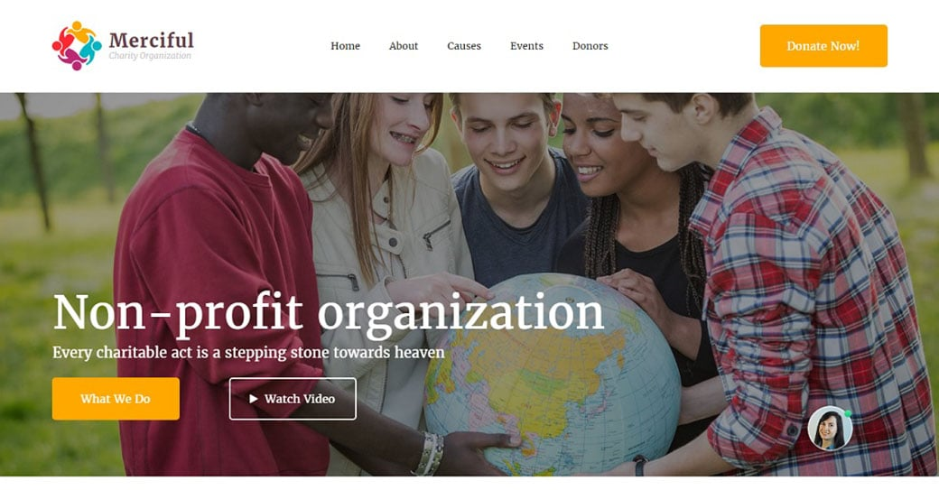 10 Free NGO Templates Choose the Best Design for Nonprofits