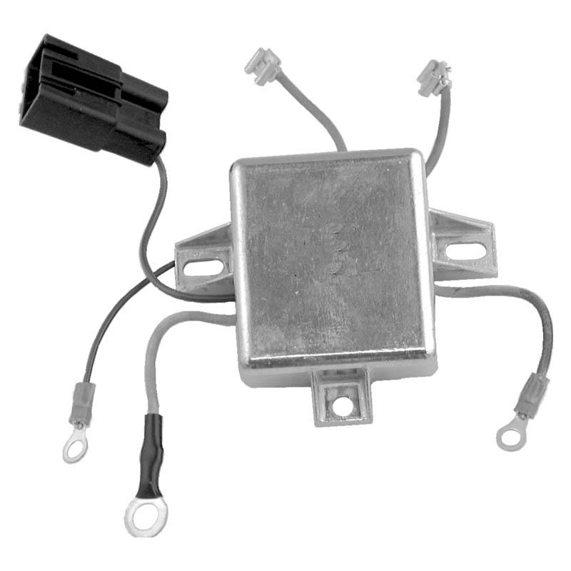 Motorola Voltage Regulator Wiring Schematic Diagram