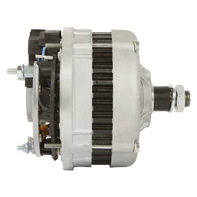 Deutz Engine Alternator Wiring Schematic Diagram