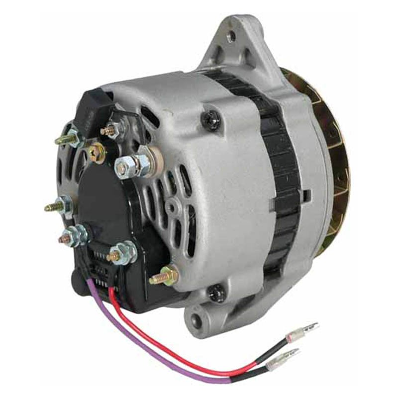 Lucas Marine Alternator Wiring Diagram - Wiring Solutions