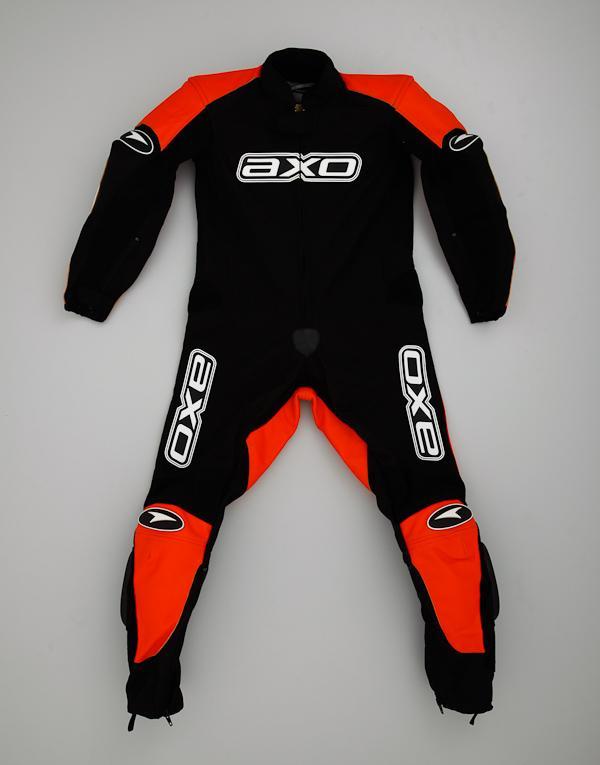 Moto E Moto Technical Wear Leather Suits 1pc Axo