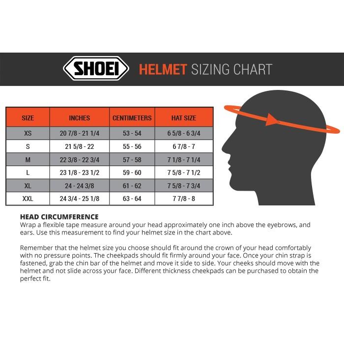 Shoei RYD Metallic Blue Matte Helmet