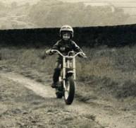 Jamie age 3½