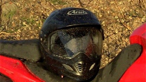Arai XD3 Dual Sport gets Tested