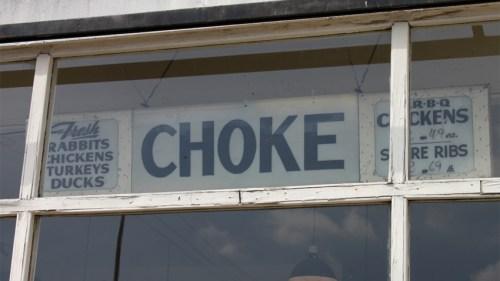 Choke Motorcycles LA