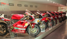 World Superbike progression