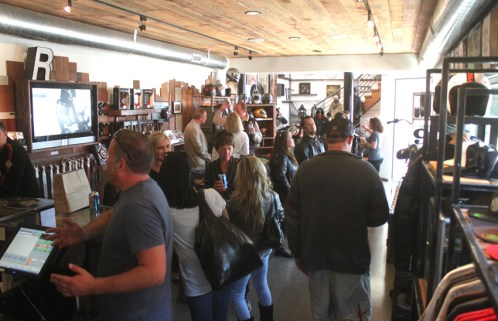 RSD's new retail shop is full of cool clothing and gear for your machine