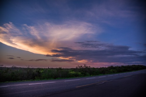 The dramatic and ever changing skies of Mexico