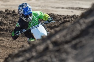 Kawasaki Day in the dirt KX250/450