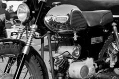 A restored Yamaha