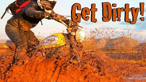 Get Dirty! Ducati Scrambler