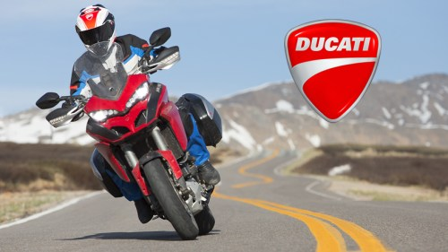 Pikes Peak Adventure / Ducati Multistrada