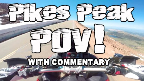 Pikes Peak POV! Full Run 156 Corners, 14,100ft!