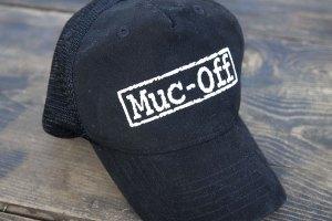 Muc-Off, black cap