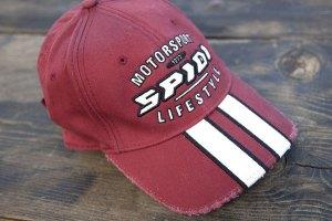 Spidi Motorsport Team cap, Vintage look (Rare)