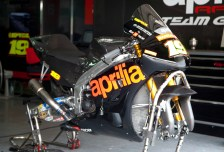 Aprilia Factory - Bautista