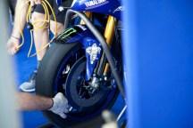 Lorenzo's carbon brakes