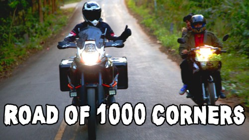 Road of 1000 Corners
