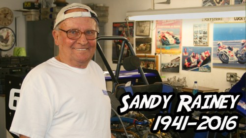 Sandy Rainey 1941-2016