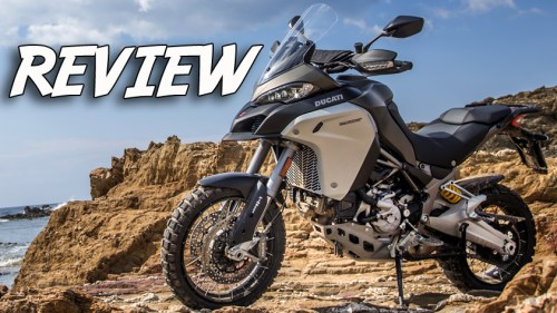 Ducati Multistrada 1200 Enduro 1st Ride – MotoGeo Review