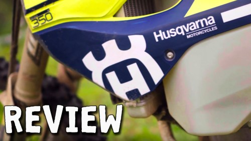 Huqvarna FE350 Review